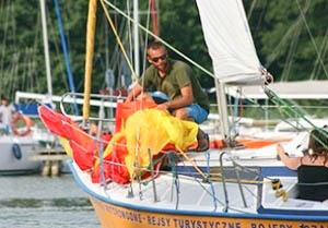 kurs żeglarski stacjonarny dla dorosłych na patent żeglarza jachtowego Mazury