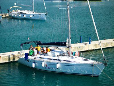 Rejsy szkoleniowe i rekreacyjne w Chorwacji, Morze Śródziemne
