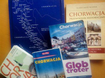 Mapy i przewodniki po Chorwacji