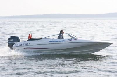 kurs motorowodny na patent motorowodnego sternika morskiego Mazury