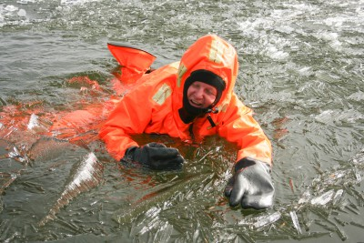 ratownictwo i samoratownictwo lodowe