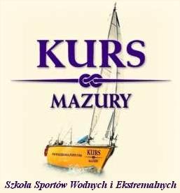 kursmazury.com.logo Szkoła Sportów Wodnych i Ekstremalnych QRS MAZURY