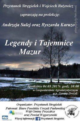 Legendy i tajemnice Mazur