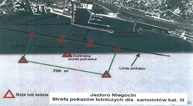 jezioro niegocin mazury airshow 2017 Strefa-1