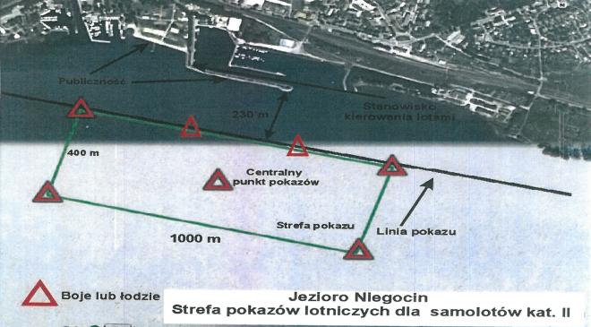 jezioro niegocin mazury airshow 2017 Strefa-2