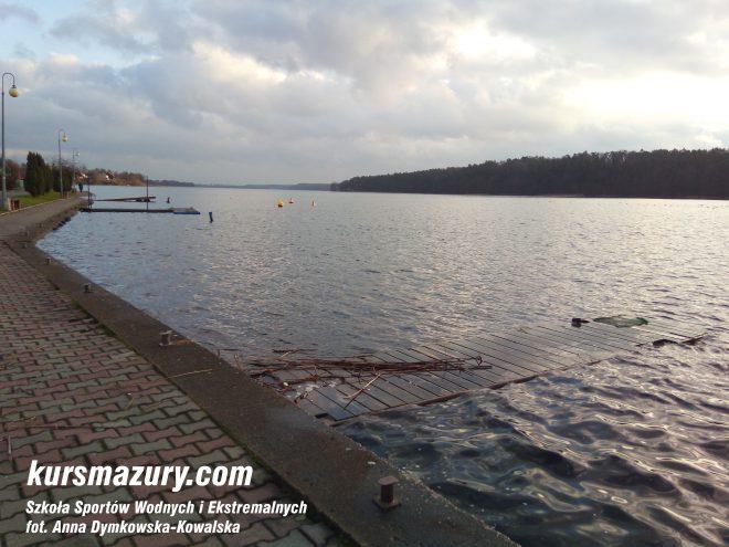 mazury jezioro mikołajskie Mikołajki IMG_20180106_140705a