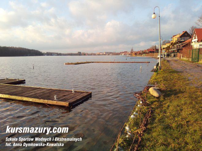 jezioro powódź na Mazurach Mikołajki IMG_20180106_142215a