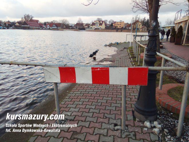 powódź na Mazurach Mikołajki IMG_20180106_144305a