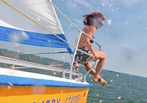 rejs szkoleniowy dla dorosłych na patent żeglarski Mazury