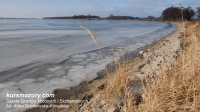 kurs mazury Giżycko jezioro rejs