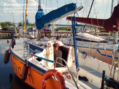 tango 780 sport mazury czarter jachtu rejs