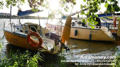 rejs tango780sport Martinola czarter szybki jacht mazury Giżycko