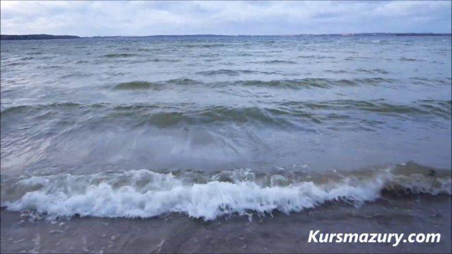 Warunki lodowe na jeziorze Niegocin – 02.02.2020 r.