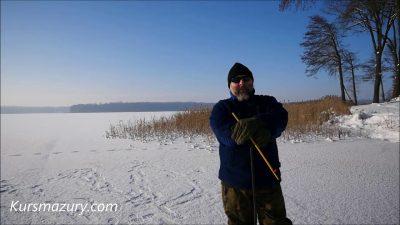 2021.01.19. – warunki lodowe Mazury